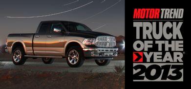 Dodge Ram Truck Month