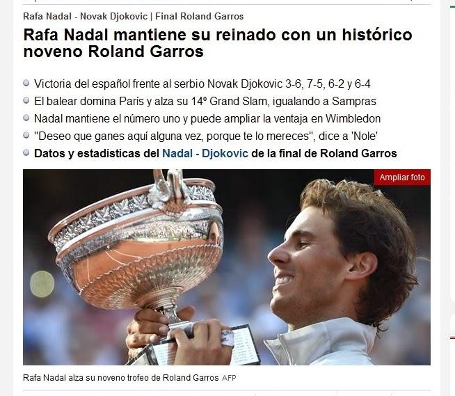 http://www.rtve.es/deportes/20140608/rafa-nadal-mantiene-reinado-historico-noveno-roland-garros/950781.shtml