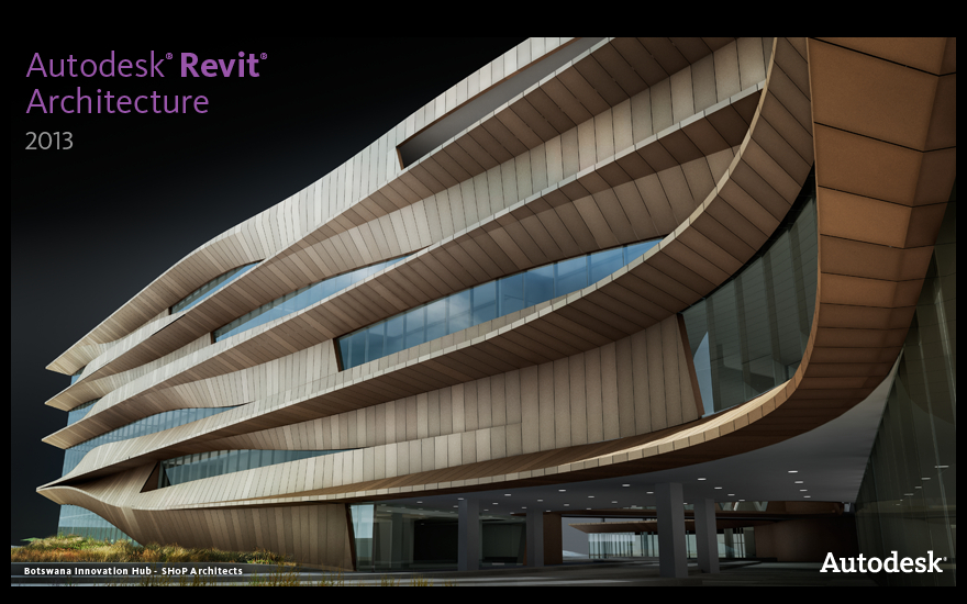 Revit And Its Friends Architecture 2013