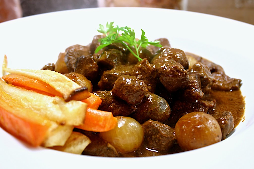 Beef Bourguignon ... Simplified