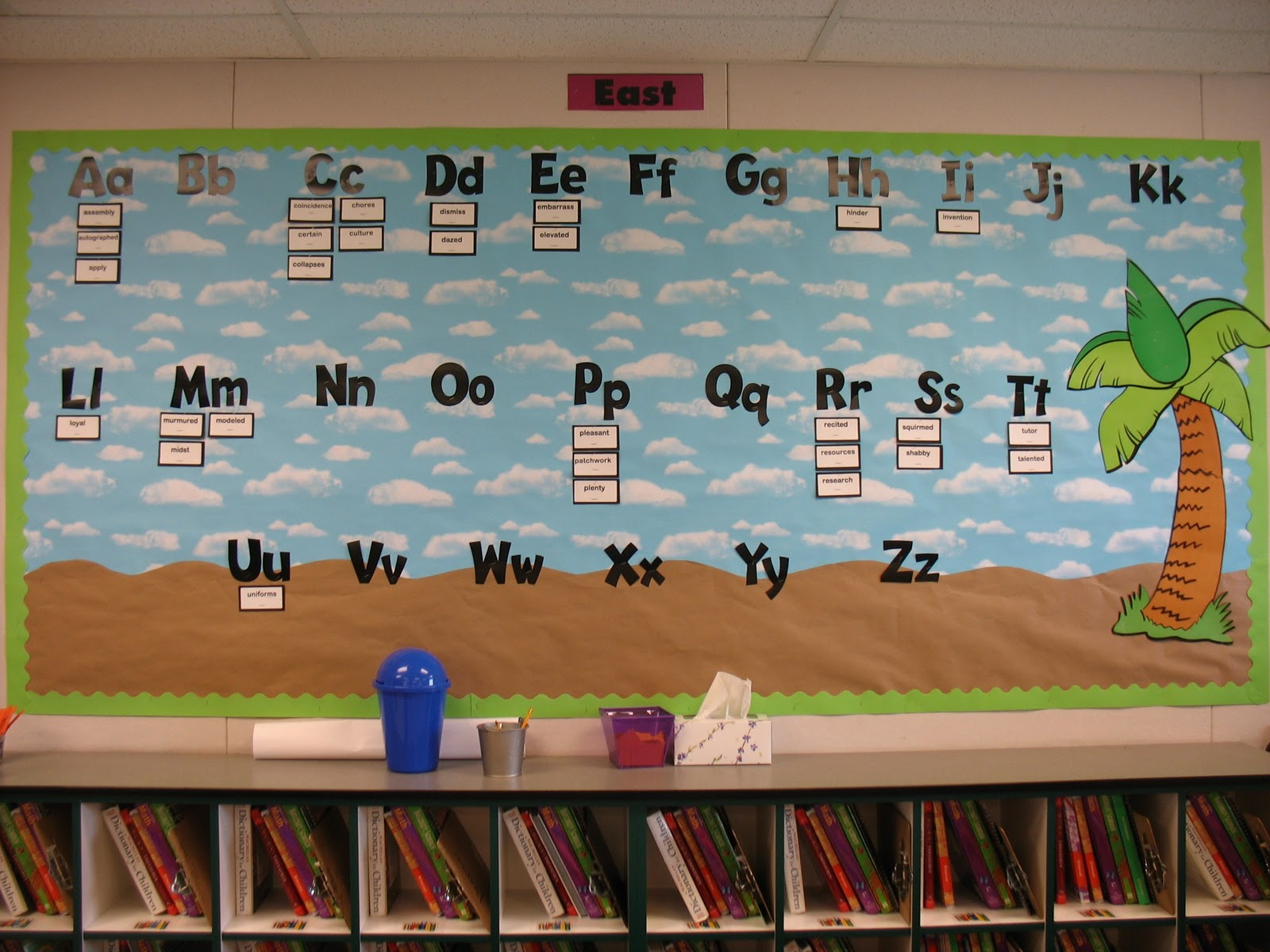 Classroom Word Wall Ideas ~ Page not found