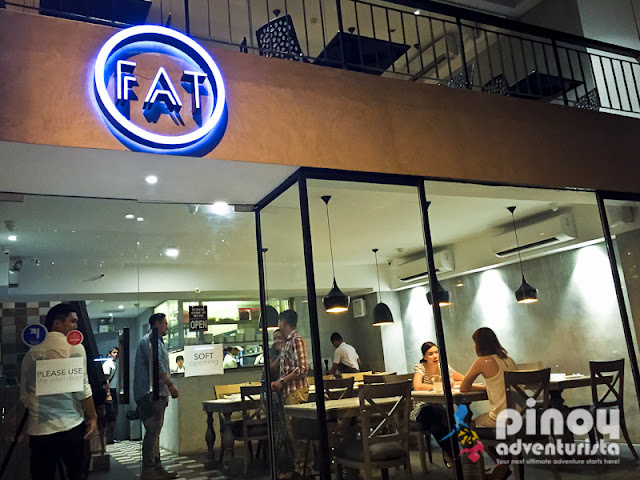 Restaurants in Forbes Town Center BGC FAT Restaurant