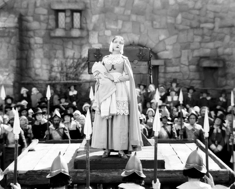films worth watching: the scarlet letter (1926) - directed by