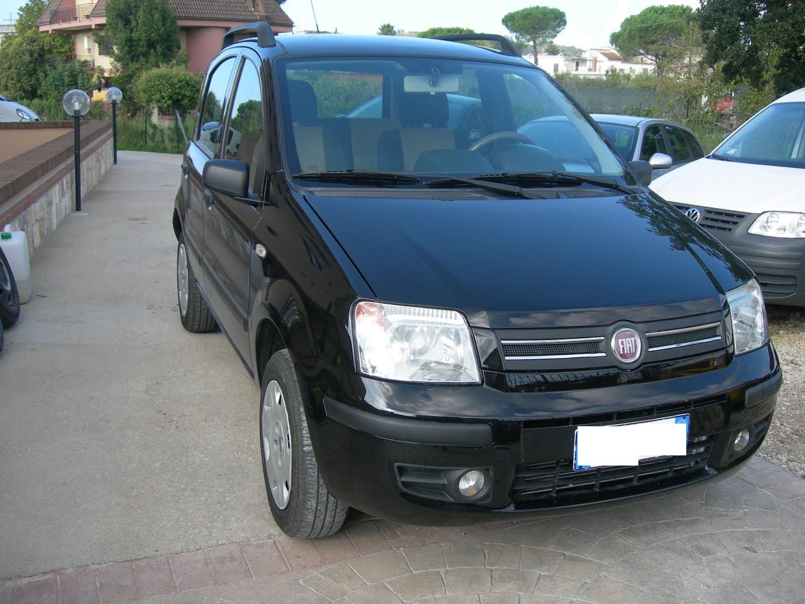 FIAT PANDA 1.2 NATURAL POWER METANO DINAMYC ANNO 2008 PREZZO 4.500,00 EURO