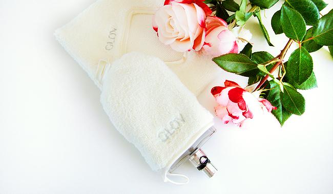 glov, hydro demaquillage, micro fibre glove