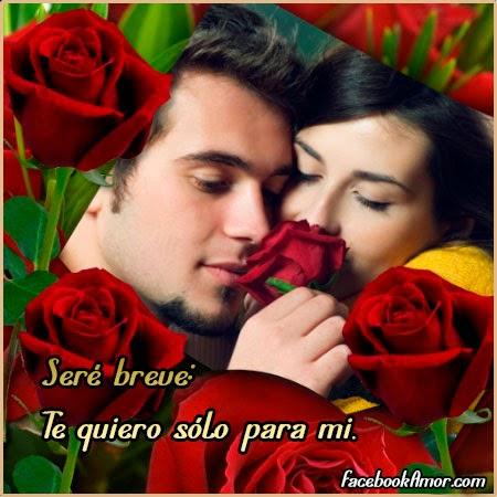 Imagenes romanticas para facebook amor