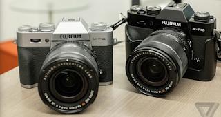 Hadir Fujifilm X-T10, Kamera Mirrorless dengan Harga Lebih  Murah