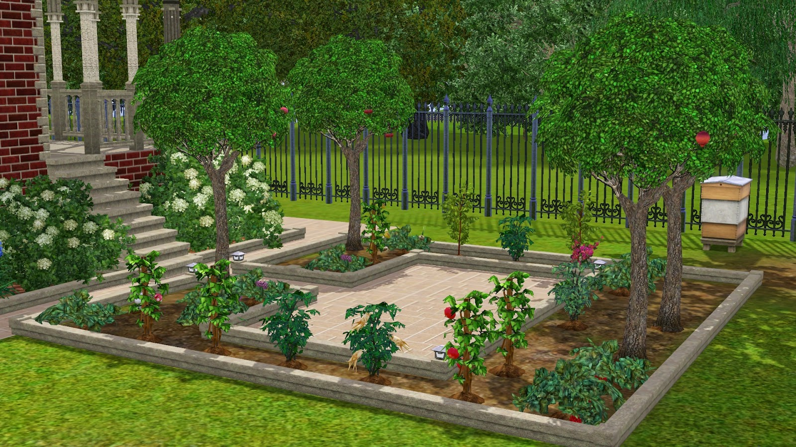Simply Ruthless: Downloads: Sims 3 Lots
