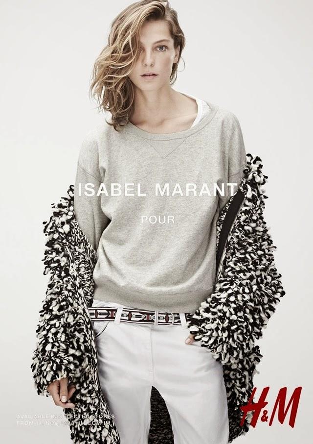 Isabel Marant Pour H&M | La Maison Sartorie D'Amber