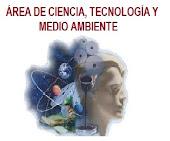 ÁREA DE CIENCIA Y ´TECNOLOGIA  - CTA