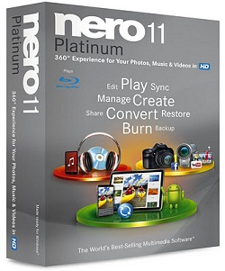 nero 11 software free download full version