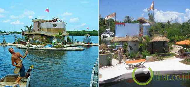 Pulau Spiral - Meksiko