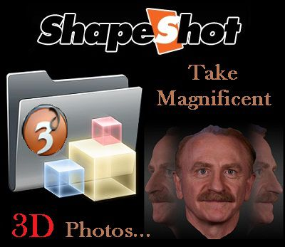Shapeshot.com: A tool to take magnificent 3D photos