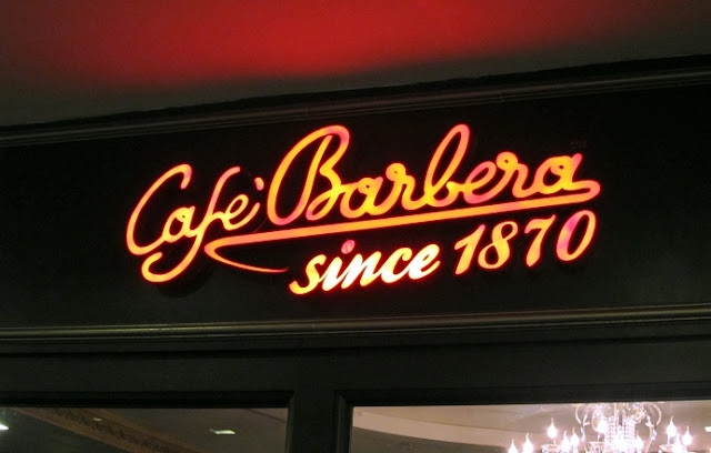 Cafe Barbera Sunway Pyramid