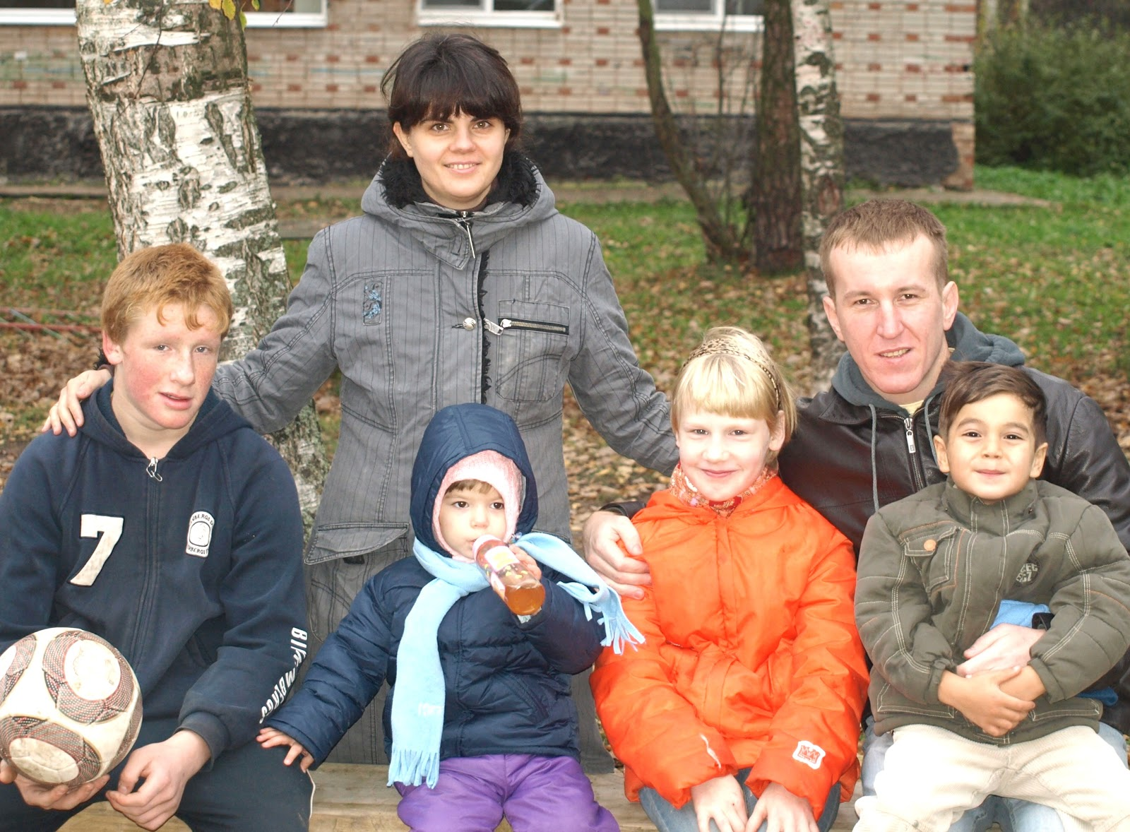 Russian Children For Adoption Families for Orphans: ...