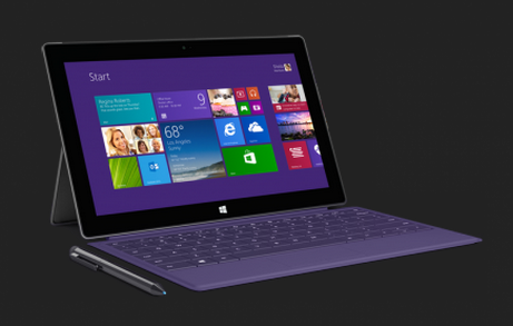 Microsoft Surface Pro 2 with Windows 8.1