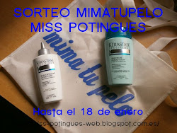 Sorteo Mimatupelo Miss Potingues