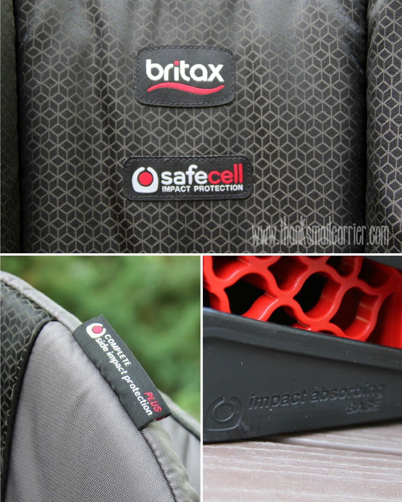 Britax Frontier ClickTight SafeCell