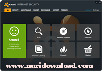 Avast! Internet Security 2013 8.0.1488 Full Version Crack Patch