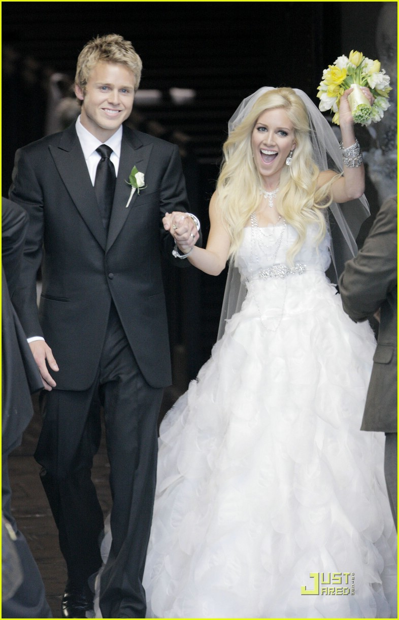 Heidi Montag And Spencer Pratt The Wedding Bel...