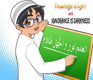 wallpaper kartun muslim