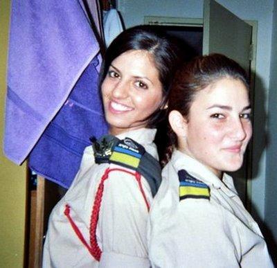 wow cantiknya tentara wanita israel kabar anehx