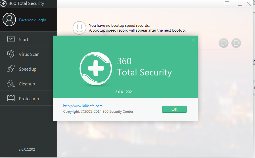 Qihoo 360 Total Security 5.0.0.2051 Final