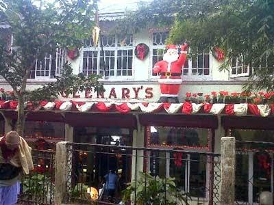 Christmas celebration in Darjeeling Glenarys