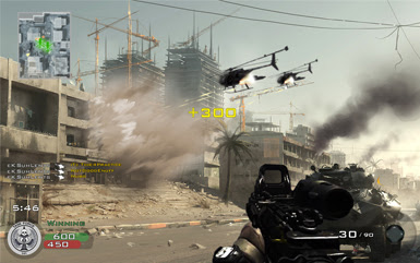 Modern Warfare 3 Killstreak
