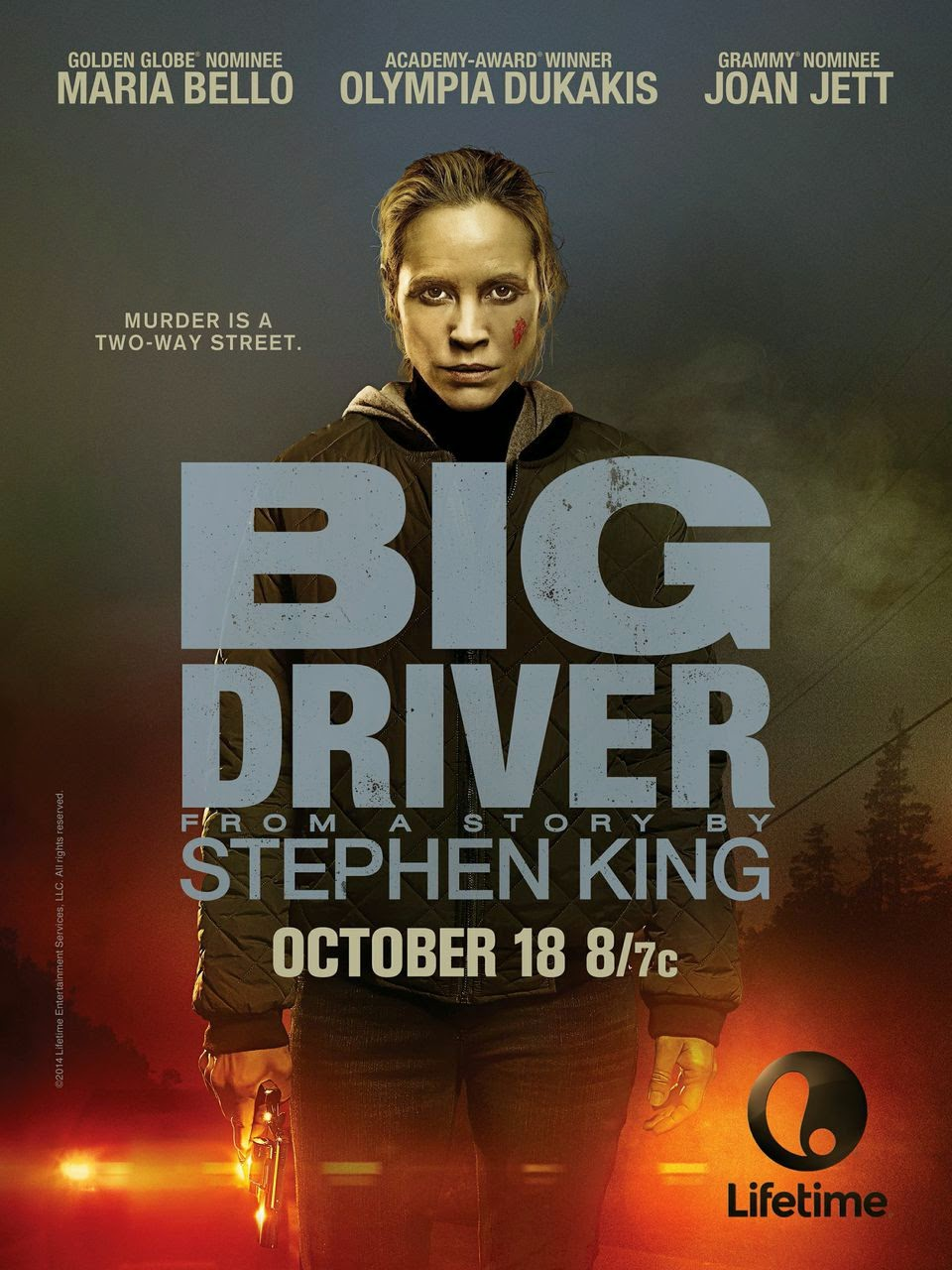 Big Driver (2014) DVDRip tainies online oipeirates