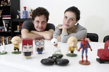 Os fãs de quadrinhos, HQ's e ficção científica terão uma programação especial na Bienal.