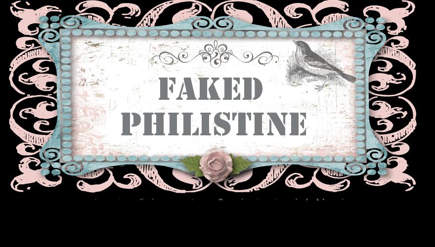 faked philistine