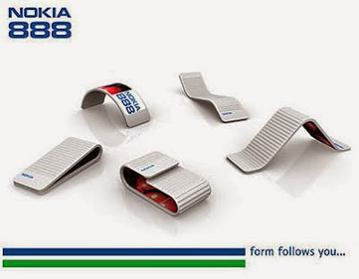most unik phone design, handphone aneh nokia 888 communicator