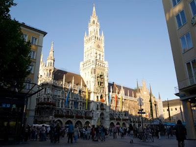 Ayuntamiento de Munich