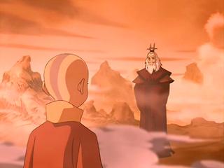 Avatar la leyenda de Aang libro 1 agua capitulo 8