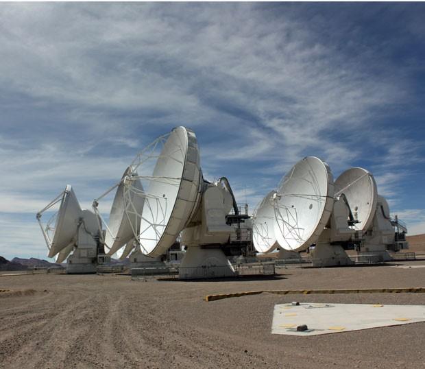 Megaobservatório é inaugurado a 5 mil metros de altitude nos Andes