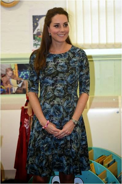 Kate Middleton wore Seraphine