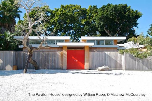 Casa residencial Modernista en Sarasota, Florida, Estados Unidos