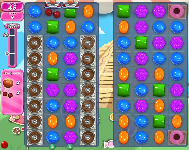 Level 331 | Candy Crush tips level 331
