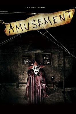 Watch Amusement 2009 BRRip Hollywood Movie Online | Amusement 2009 Hollywood Movie Poster