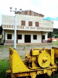 Cine Rodeio, em Minas do Camaquã, Caçapava do Sul (RS)