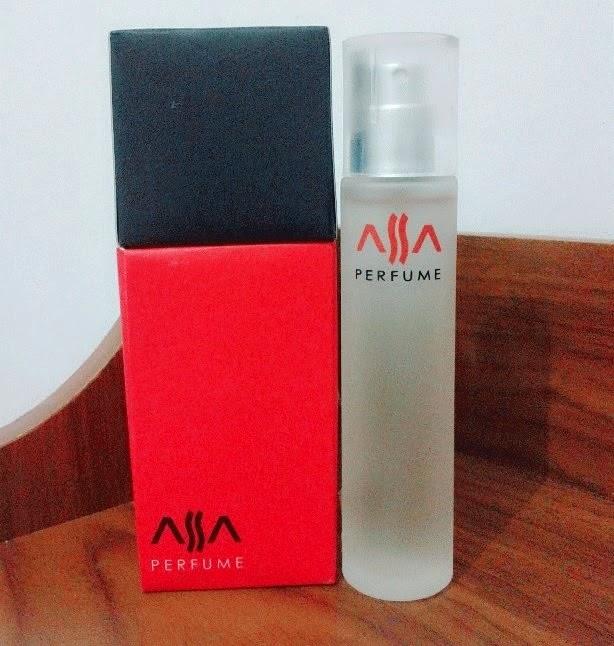 ASSA Pheromone adalah campuran wewangian yang menyatu dengan fragrance original dari Charabot - Perancis