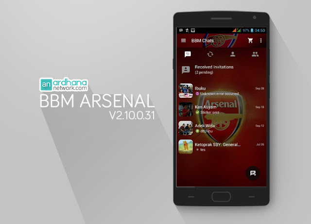 BBM Arsenal