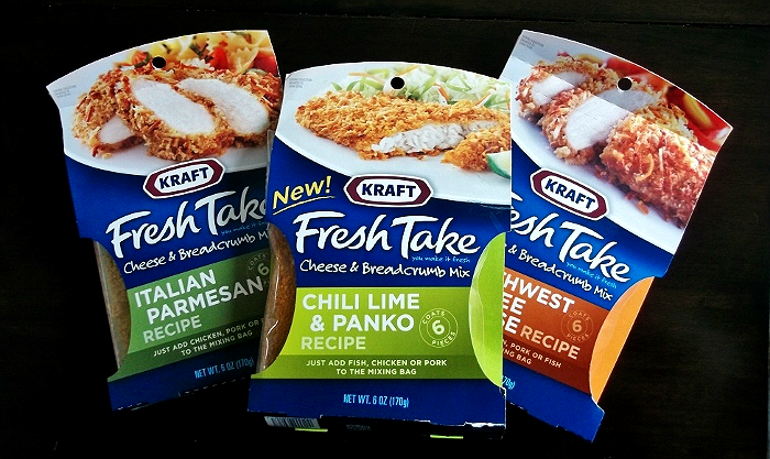 Kraft Fresh Take