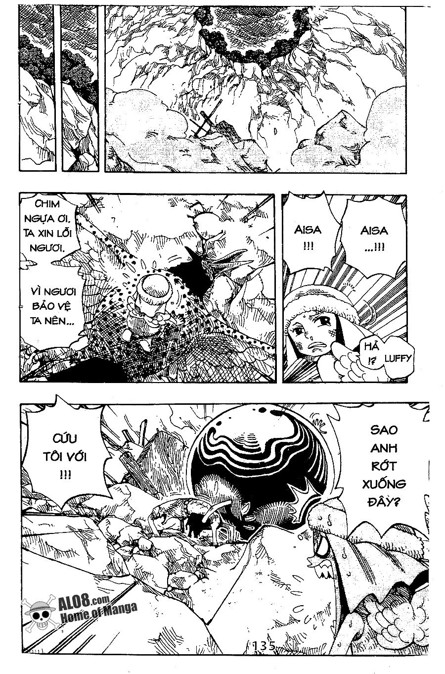 Đảo Hải Tặc chap 283 - Trang 15