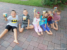 Kids Barefoot Party