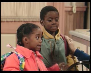 Cosby Show Huxtable fashion blog 80s sitcom Rudy Keshia Knight Pulliam Kenny Bud Deon Richmond