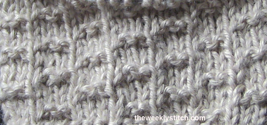 Little Ladder Stitch The Weekly Stitch