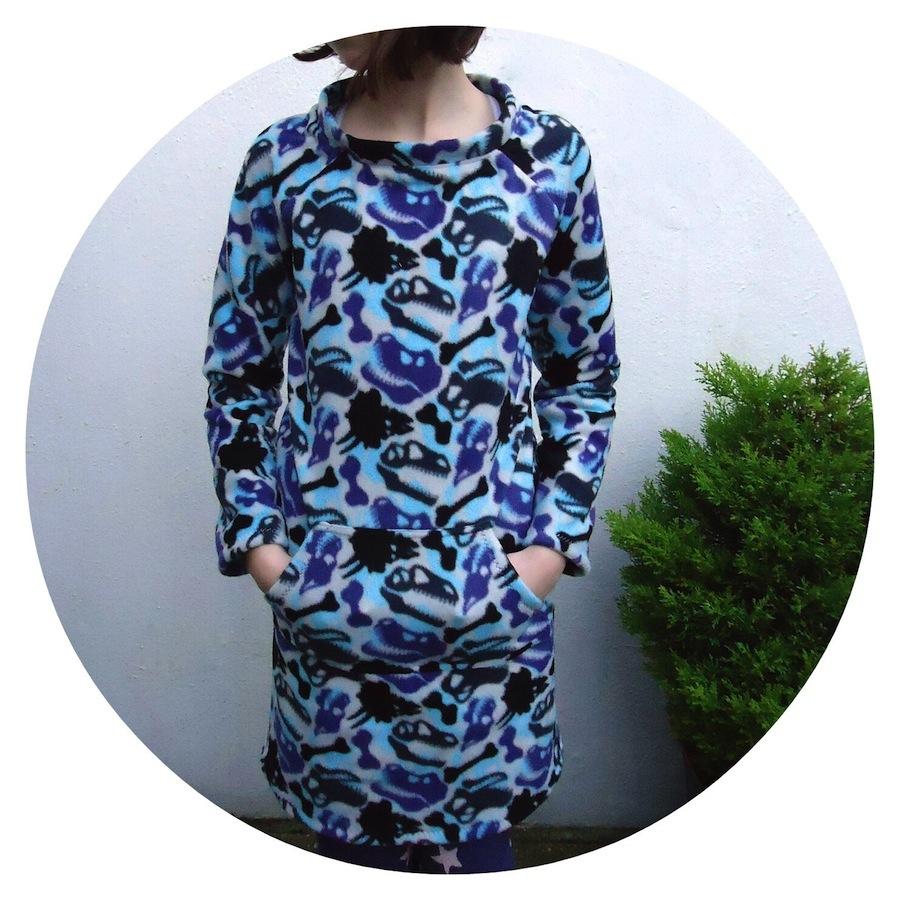Dino dress: McCall's M6785