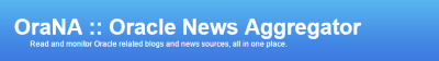 Oracle News Aggregator